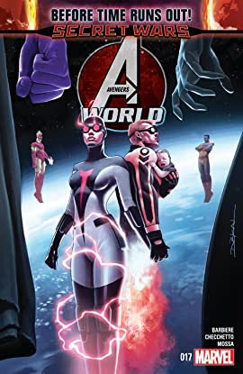 Avengers World (2014-2015) #17