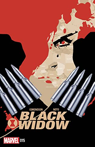 Black Widow (2014-2015) #15
