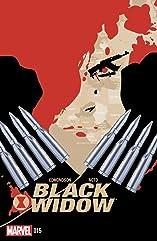 Black Widow (2014-) #15