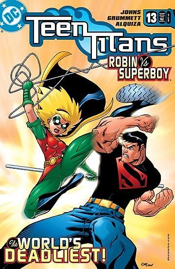 Teen Titans (2003-2011) #13