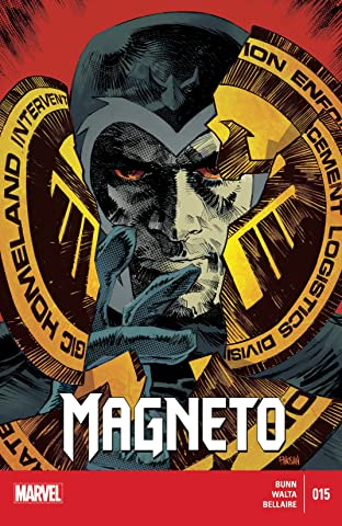 Magneto (2014-2015) #15