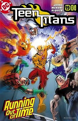 Teen Titans (2003-2011) #19