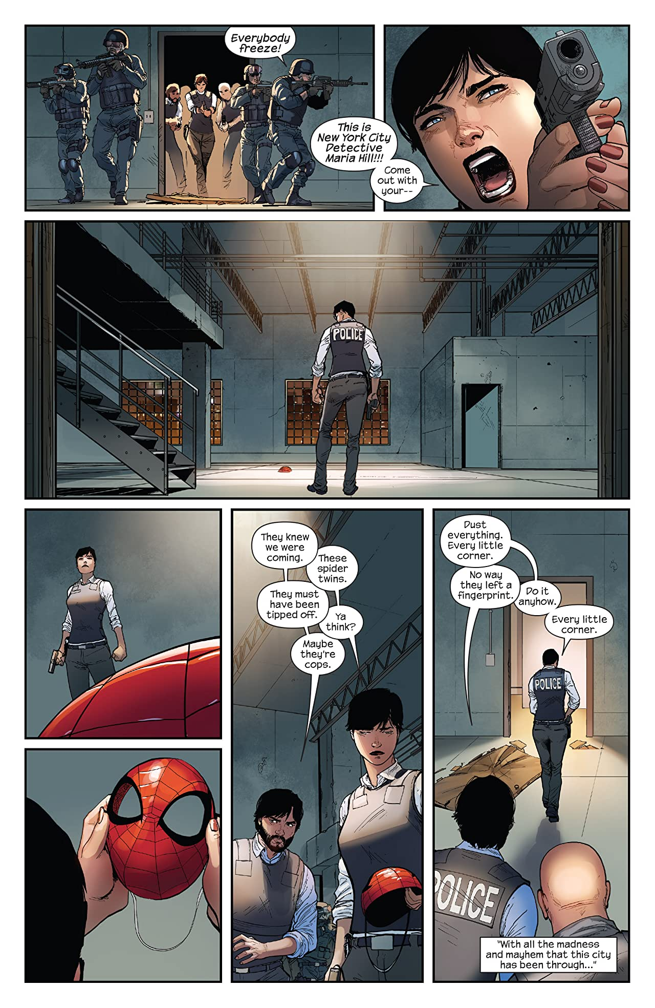 Miles Morales: Ultimate Spider-Man (2014-2015) #10