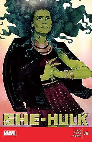 She-Hulk (2014-2015) #12