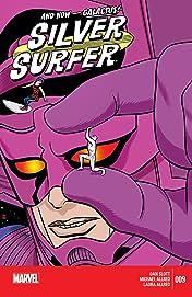 Silver Surfer (2014-2015) #9