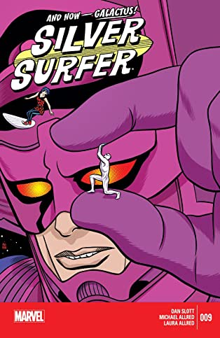 Silver Surfer (2014-2015) #9