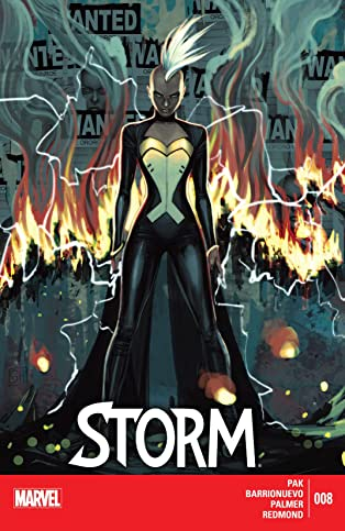Storm (2014-2015) #8