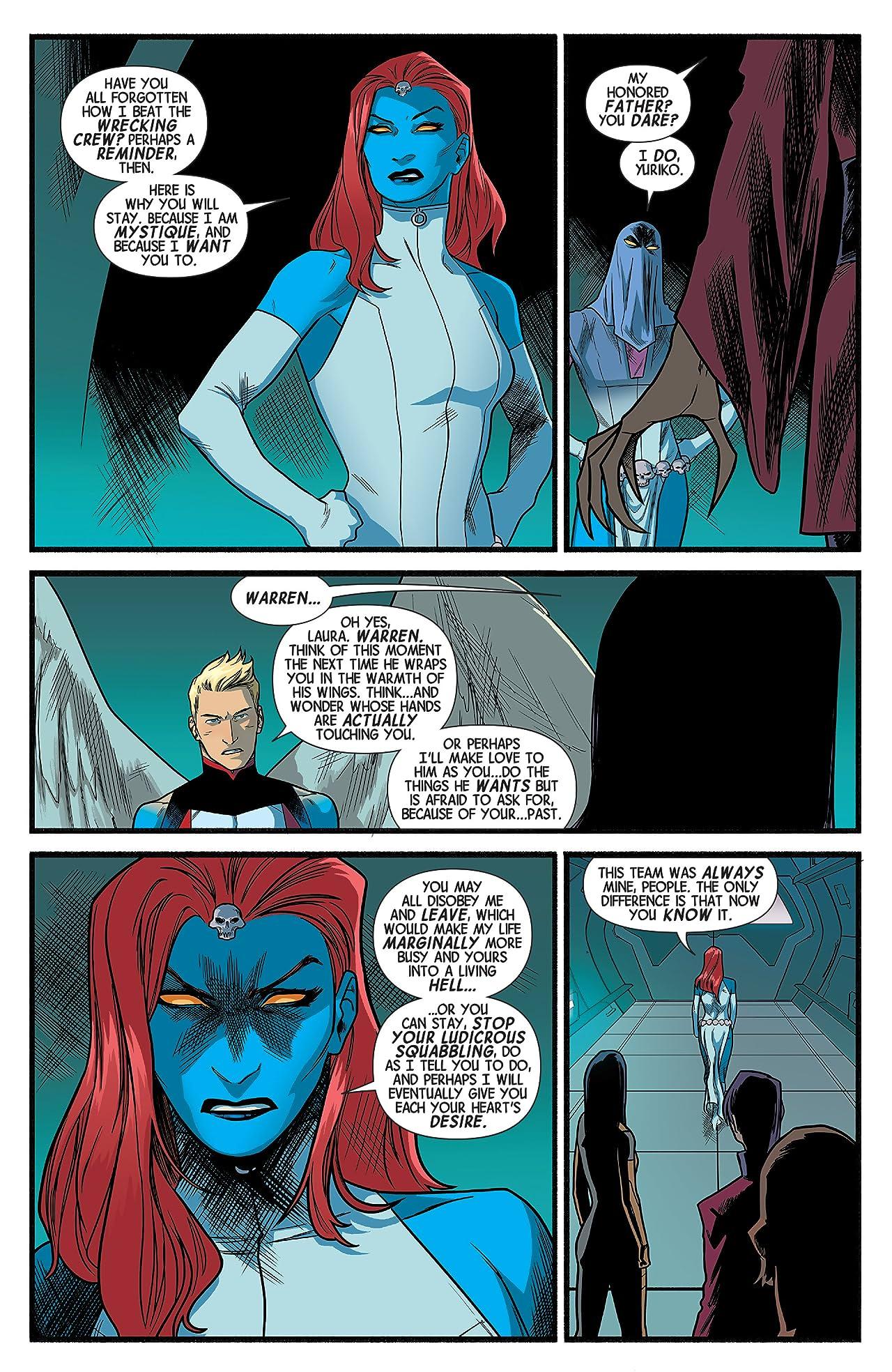 Wolverines (2015) #7