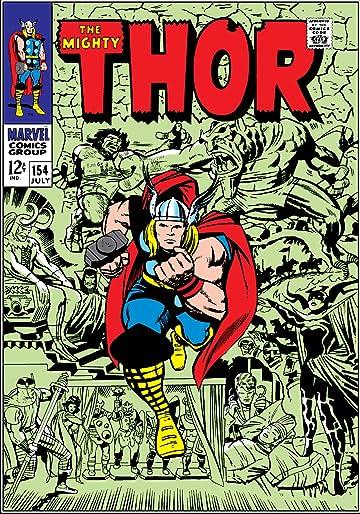 Thor (1966-1996) #154