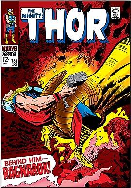Thor (1966-1996) #157