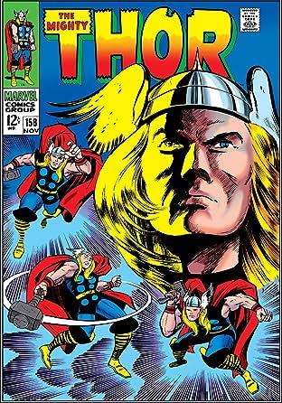 Thor (1966-1996) #158