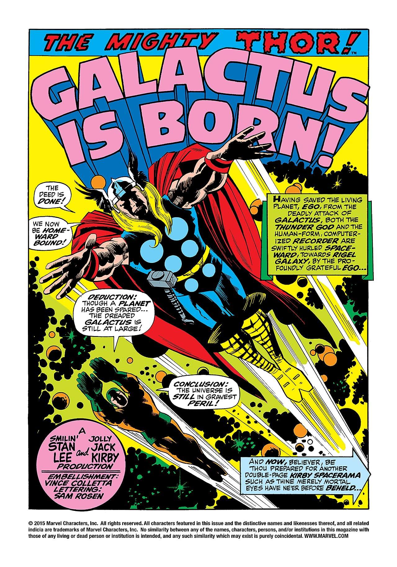 Thor (1966-1996) #162