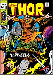 Thor (1966-1996) #163