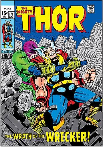 Thor (1966-1996) #171