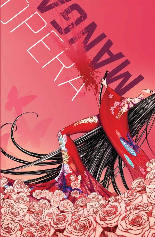 Opera Manga