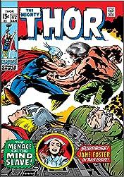 Thor (1966-1996) #172