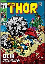 Thor (1966-1996) #173