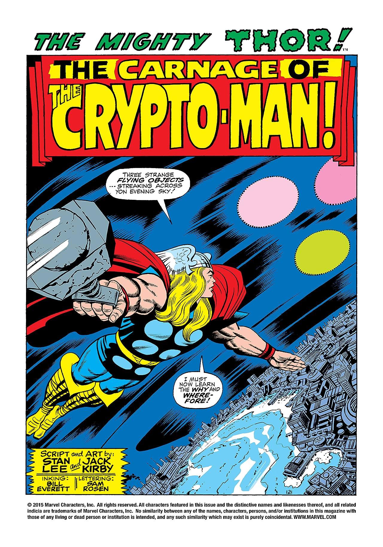 Thor (1966-1996) #174