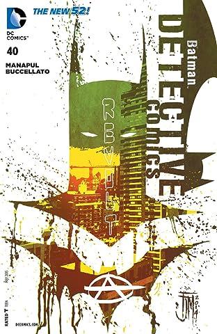Detective Comics (2011-2016) #40