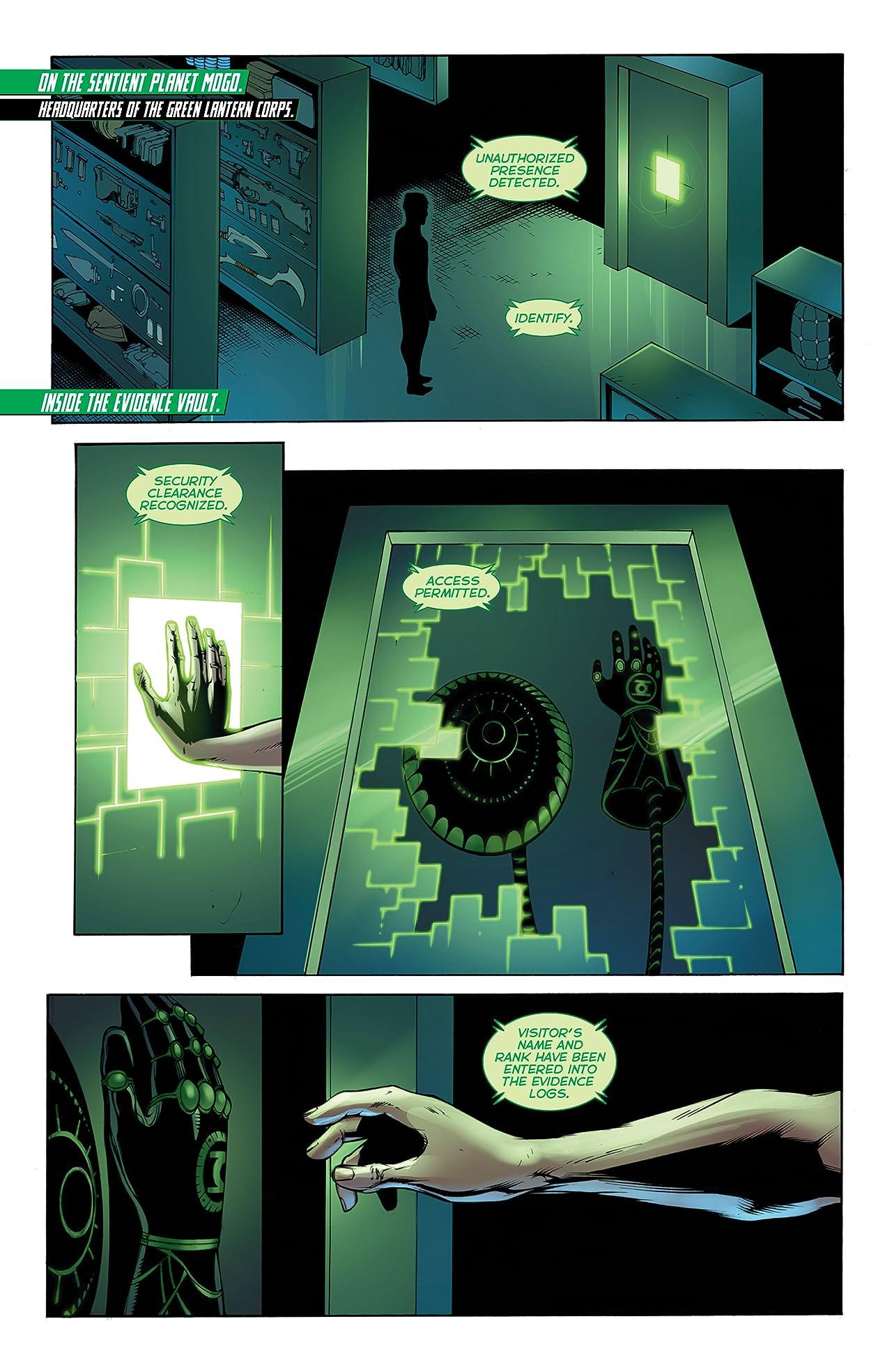 Green Lantern (2011-2016) #40