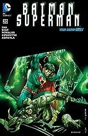 Batman/Superman (2013-2016) #20