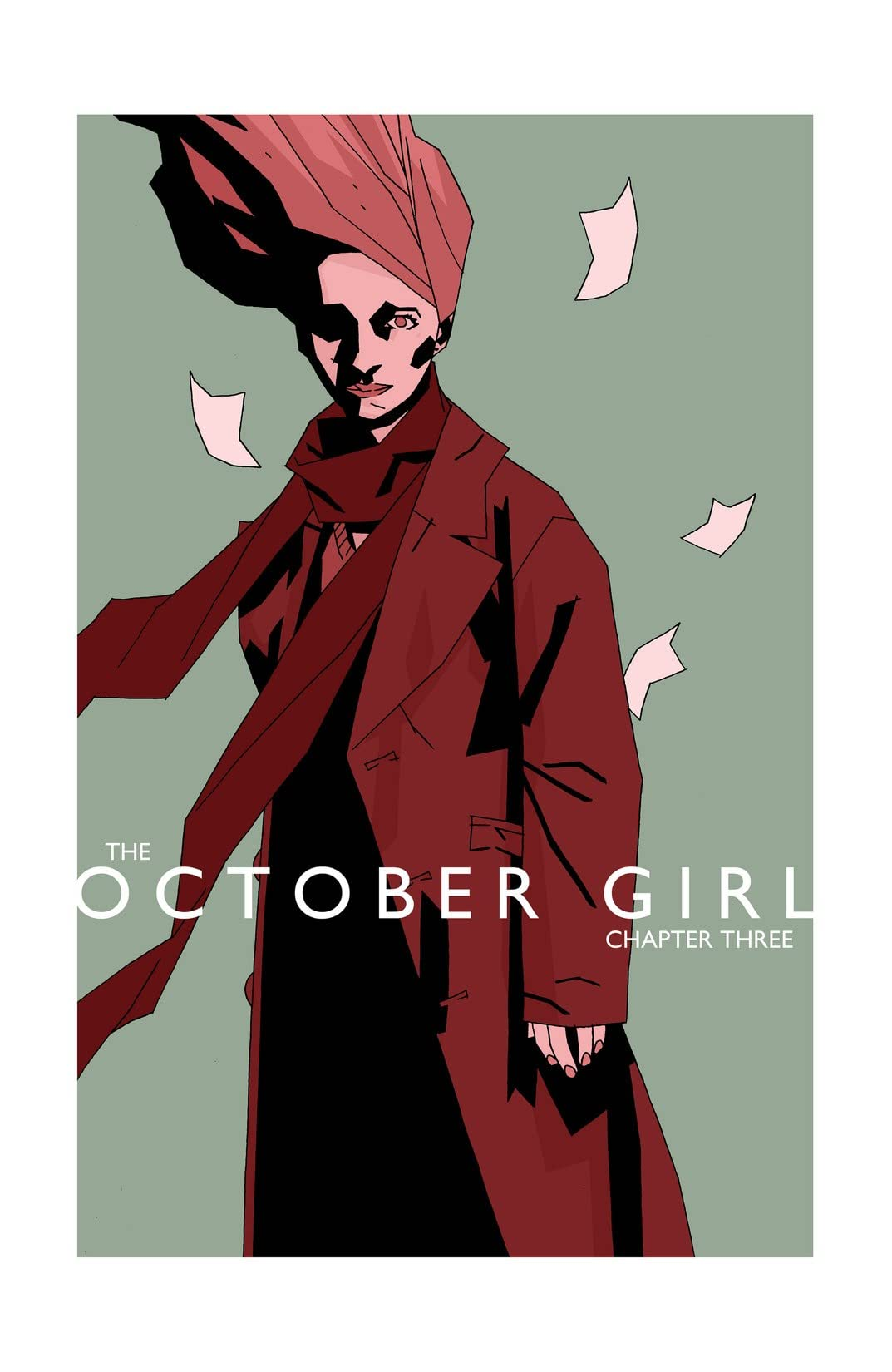 The October Girl #3