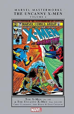 Uncanny X-Men Masterworks Tome 6