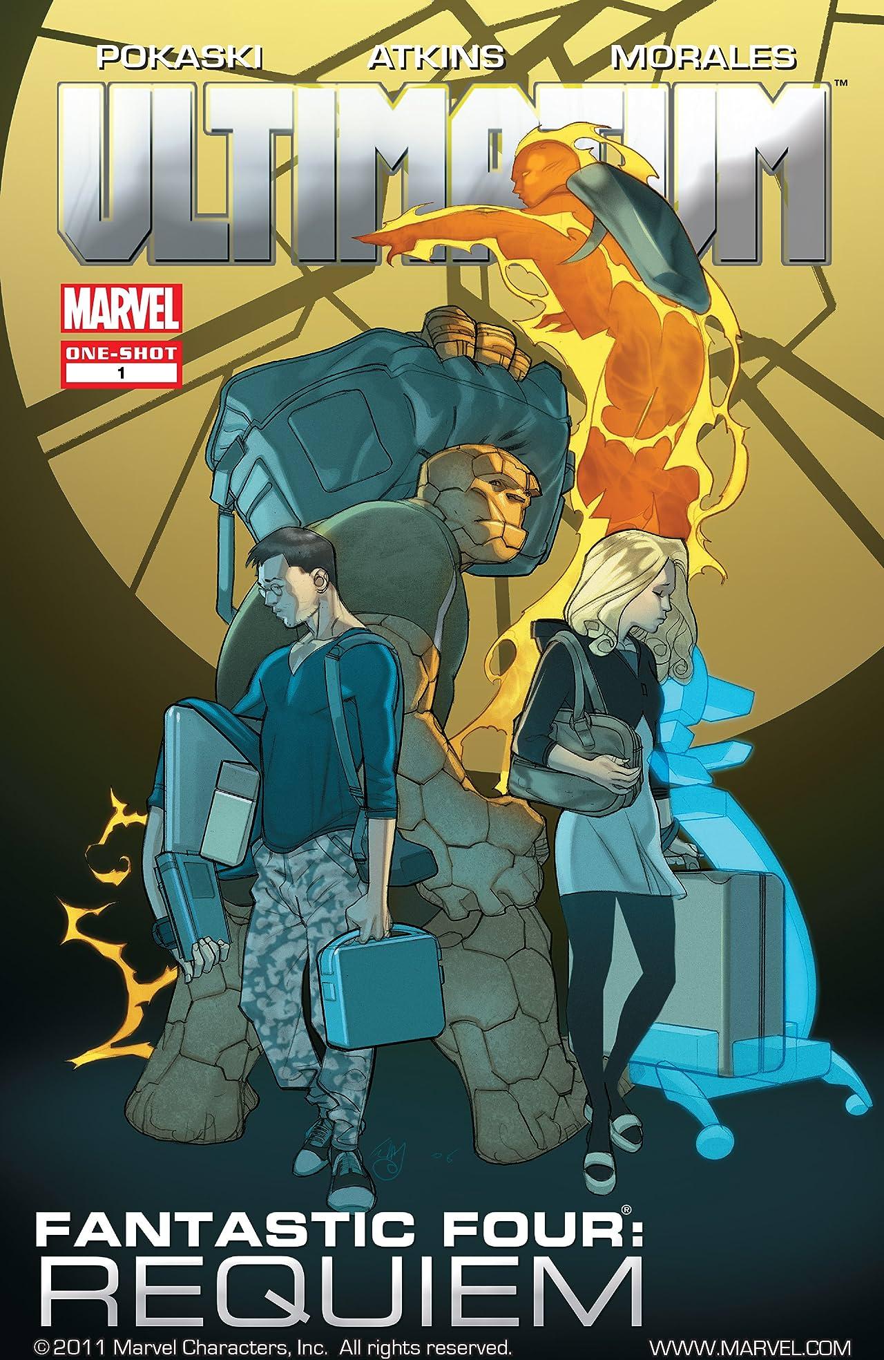 Ultimatum: Fantastic Four