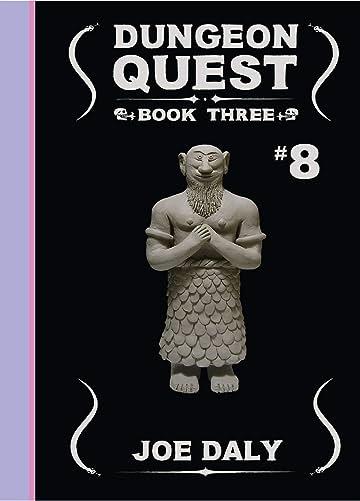 Dungeon Quest Book Three #8