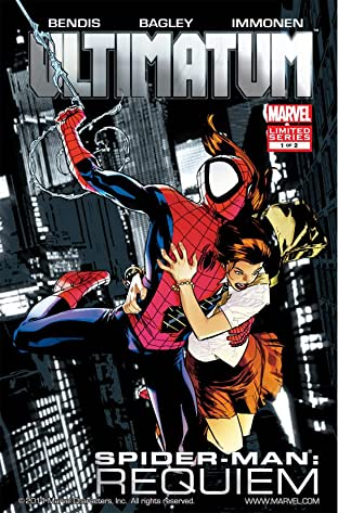 Ultimatum: Spider-Man Requiem #1 (of 2)