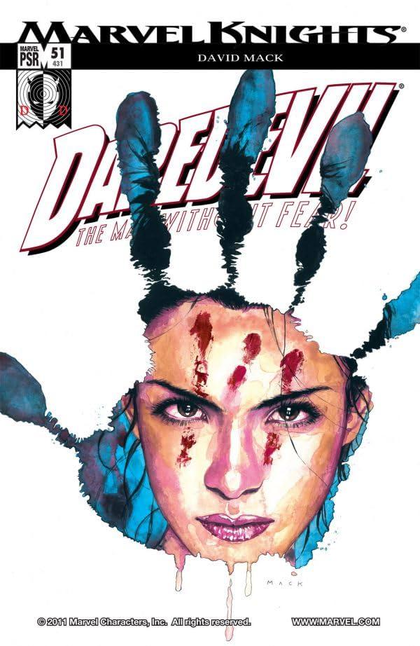 Daredevil (1998-2011) #51
