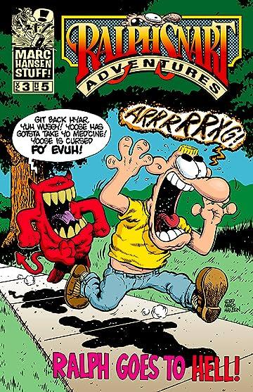 Ralph Snart Adventures #5