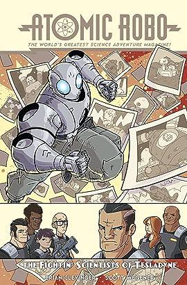 Atomic Robo & The Fightin' Scientists of Tesladyne