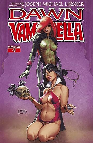 Dawn/Vampirella No.3 (sur 6): Digital Exclusive Edition