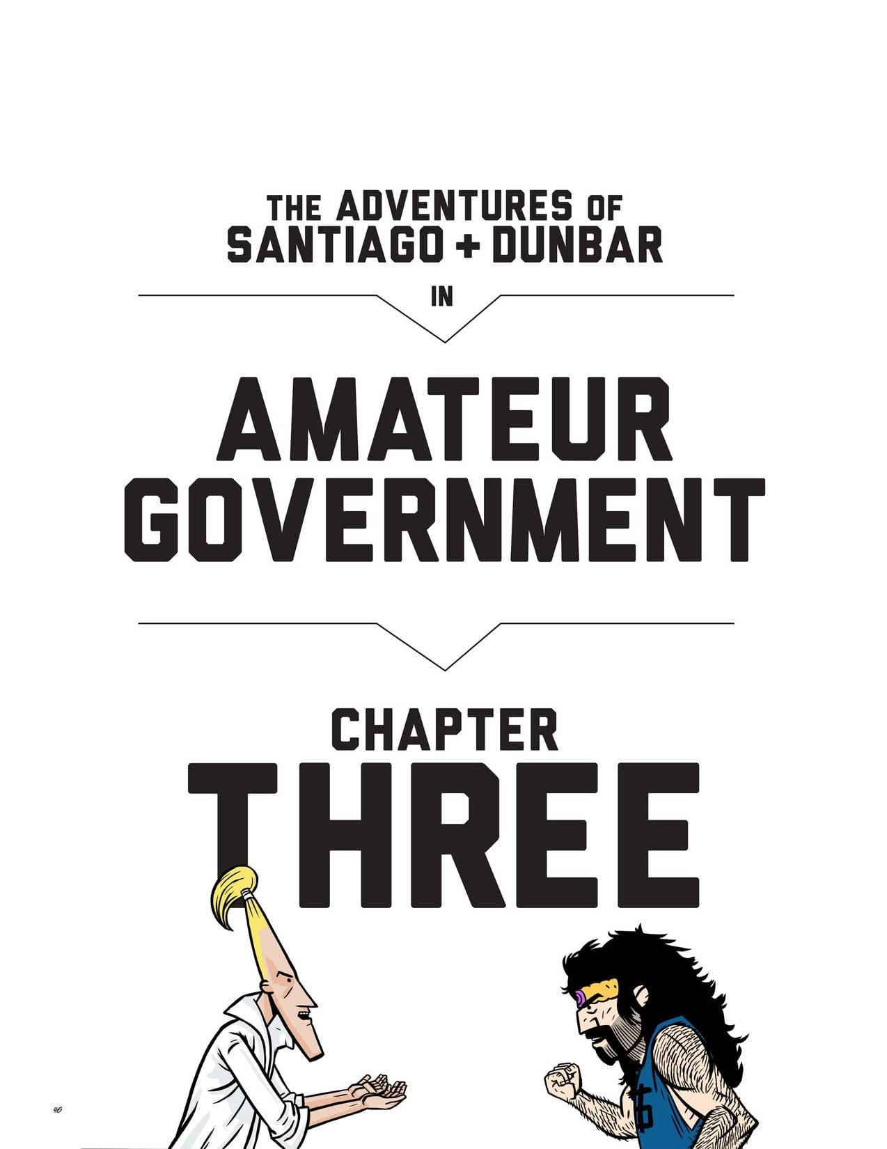 Amateur Government #3
