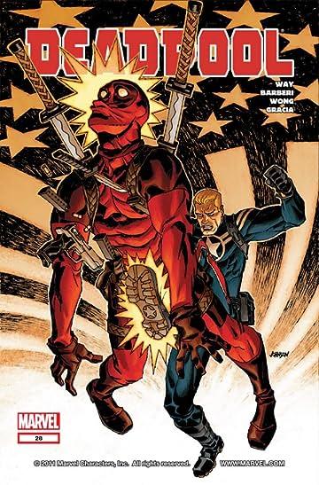 Deadpool (2008-2012) #28