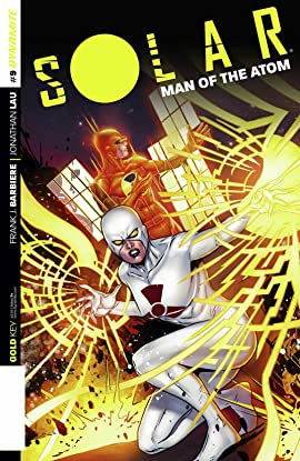 Solar: Man Of The Atom #9: Digital Exclusive Edition