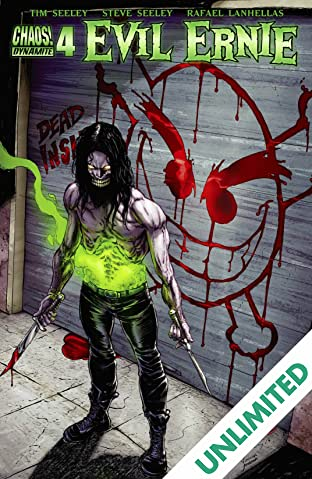 Evil Ernie Vol. 2 #4: Digital Exclusive Edition
