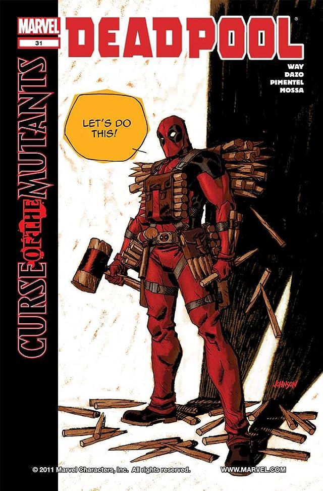 Deadpool (2008-2012) #31