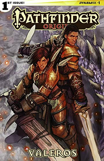 Pathfinder: Origins #1 (of 6): Digital Exclusive Edition
