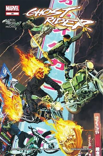 Ghost Rider (2006-2009) #35
