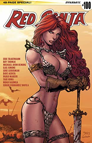Red Sonja #100: Digital Exclusive Edition