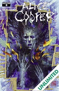 Alice Cooper #6: Digital Exclusive Edition