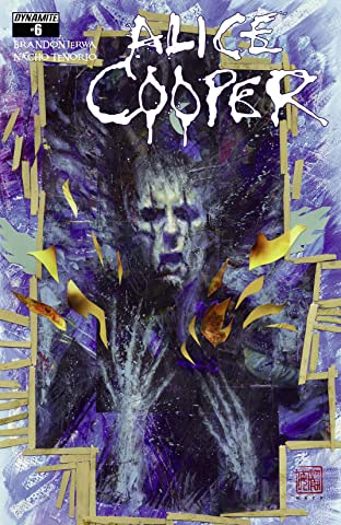Alice Cooper No.6: Digital Exclusive Edition