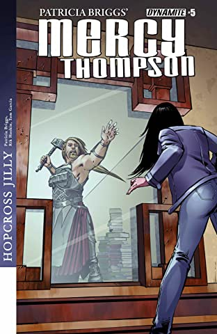 Patricia Briggs' Mercy Thompson: Hopcross Jilly #5 (of 6): Dig