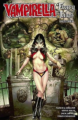 Vampirella: Feary Tales #5 (of 5): Digital Exclusive Edition