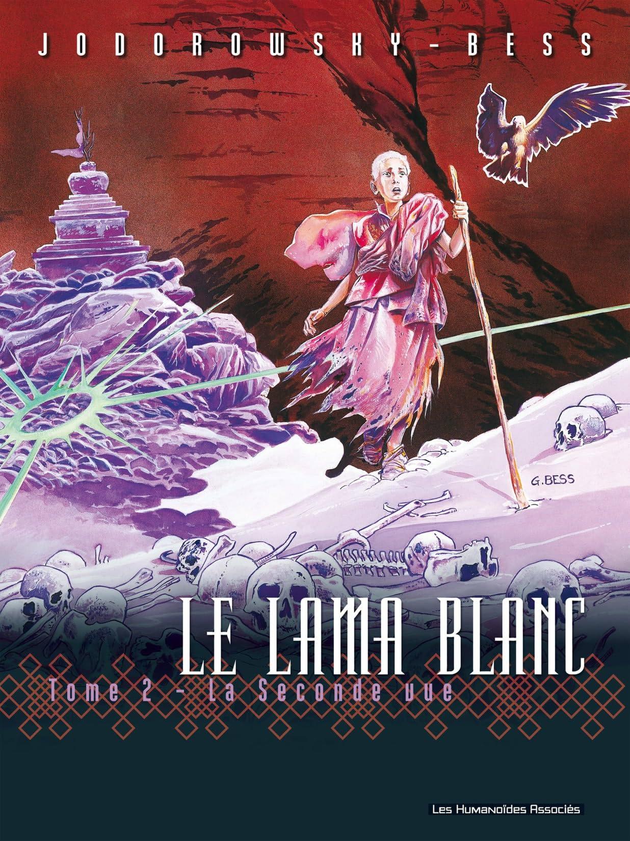 Le Lama Blanc Vol. 2: La Seconde vue