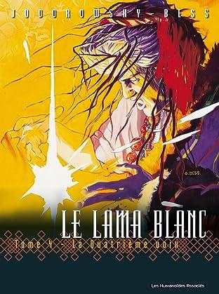 Le Lama Blanc Tome 4: La Quatrième voix