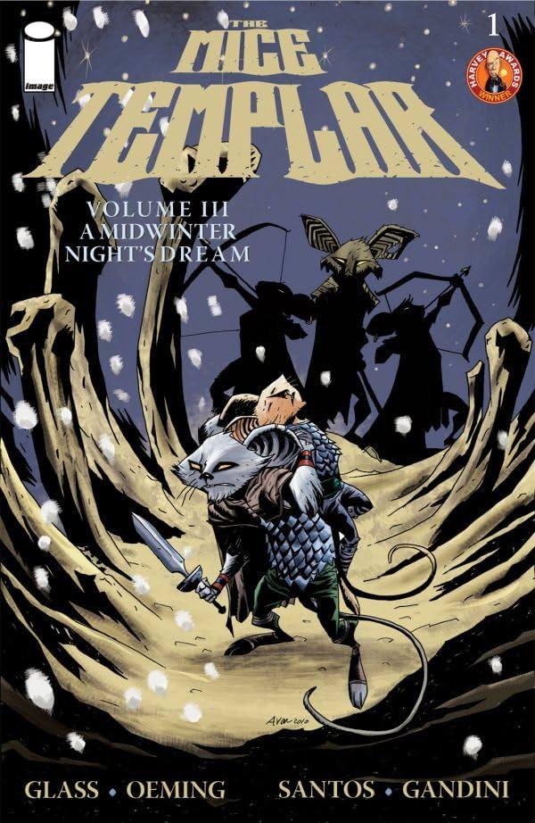 The Mice Templar Vol. 3: A Midwinter Night's Dream #1