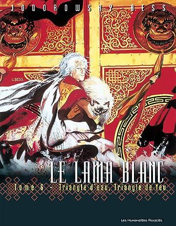 Le Lama Blanc Vol. 6: Triangle d'eau, triangle de feu
